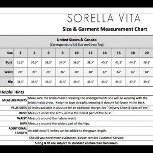 SORELLA VITA Dresses - SORELLA VITA Long dress Sz 18